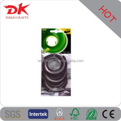 Car distributor wholesale promotional electric car air fresheners/auto paper air fresheners