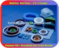 Silicone Rubber Grommet / High Temperature Silicone Grommet Manufacturer / Food Grade Rubber Grommet