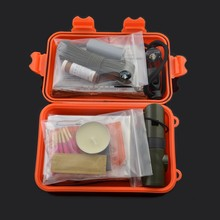2015 personal military survival kit for camping