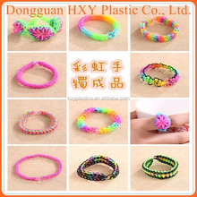 Colorful New Designs DIY Silicone Loom Bands