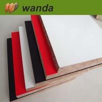 4x8ft melamine board / mdf panel / melamine mdf board to make wooden furniture