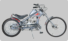 2015 new design 50cc fashion specialized 24 inch motor bicycle
