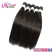 XBL New Style Sliky Straight Natural Color Human Hair,Wholesale Price Natural Hair 100% Hair Extension