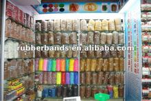 2012 all kinds of natural rubber band solid rubber band and silicone band