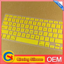 Alibaba china best sell keyboard covers silicone for ipad air