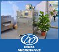 Food Industrial máquina de deshidratación / microondas secador de comida