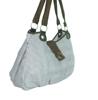 Zebra-stripe beach bags