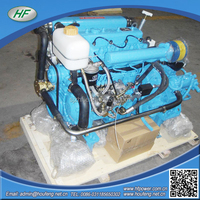 HF-485H China Wholesale Market Small Boat Diesel Engine With Best Price