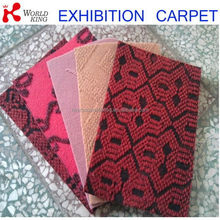 New style branded cheap polypropylene jacquard carpet