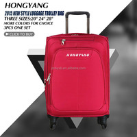 International traveller trolley bag,sky travel luggage bag,bags made in China factory