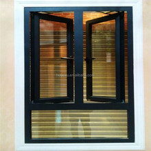 Wholesale Branded designer fashion aluminum french casement window 2015