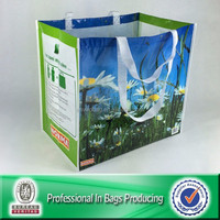 Lead Free Reusable NORMA RPET Shopping Bag