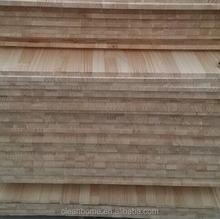Pine/paulownia/fir/poplar finger jointed Laminated wood board