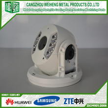 ABS Steel metal Surveillance Shell Case Housing for Dome Shop Surveillance Cameras CCTV Camera Security System Accessories