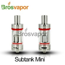 Korea hot clearomizer kanger subtank mini 510 spring connection ,stable function huge vapor