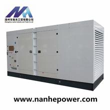 Súper insonorizadas chino modelo con alternador grande Genset producto Yuchai diesel generador eléctrico