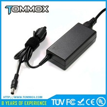 Wall charger 15V 4A 60W laptop adapter for Toshiba Satellite M35, M40, M45, M55, P205, U305, A100, A200, A300, PA-1650,
