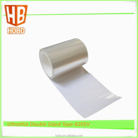 Ultrathin PET Double sided adhesive tape for bonding graphte 8205V