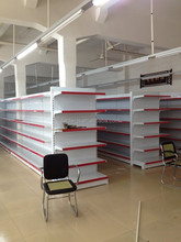 adjustable supermarket grocery store shelf