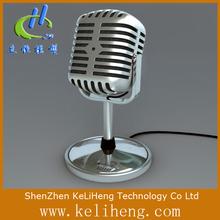 China Metal micrófono molde