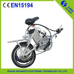 EN15194 approval alloy frame shuangye 16 inch mini kid bike