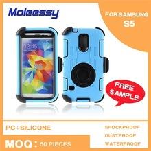 New Design silicone cover case for samsung galaxy s4 mini