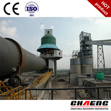 high-quality calcined lime/cement rotary kiln