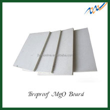 Fireproof magnesium green wall building materials