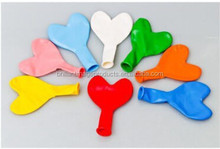 """Promotional 10"""" inch heart shape Latex Balloons"""