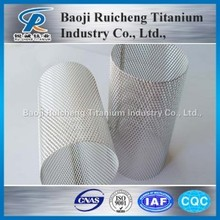 Titanium Anodes for MMO Water Treatment