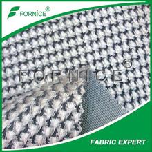 100% polyester brushed velvet 2015 new developed upholstery knitted sofa fabric