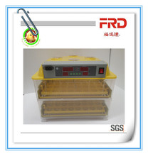 FRD-96 Family energy saving digital full automatic egg incubator/egg incubator hatcher machine with cheapest price