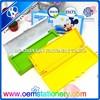 Fancy double plastic pencil case/cartoon pencil box/School Multifunction Cheap School Pencil Case