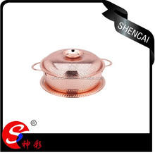 Plating Multi- purpose Stainless Steel Food Strainers/ Fruit Rice Colander With handle