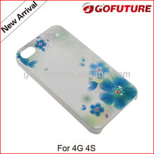 rhinestone decoration mobile phone cover