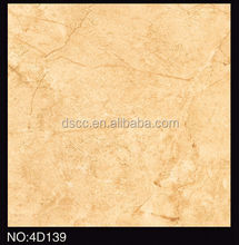 Splendid design vetrified ceramics tile marble look porcelain tile high quality curved channel tile on sale
