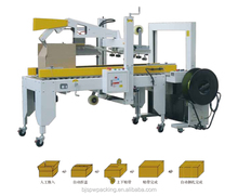 Spw-FS500 TOP AND BOTTOM DRIVEN WITH SIDE SEALING CARTON SEALER