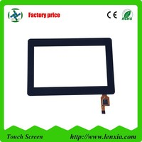 Lower price g+g touch screen capactive 4.3'' touch screen for pos system