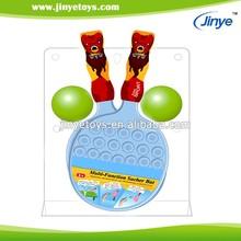 pu foam cheap sport goods toy table tennis bat