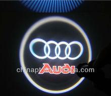 el logotipo con láser led fantasma de la puerta de la sombra del proyector luces