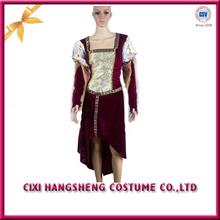 gold women Halloween Costume