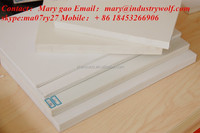 pvc celuka foam board for signage/raw material/bed sheets