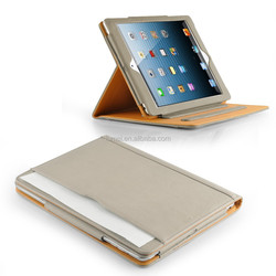 PU Cover Smart Leather Case for Apple ipad 5