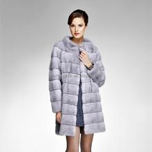 2015 latest design high level fur mink coats