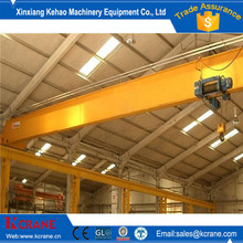 LDA electric wire hoist travelling crane 5 ton