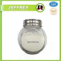 Factory supply 97%TC, 50%WP, 50%SC hot sale fungicide rovral iprodione 50 wp