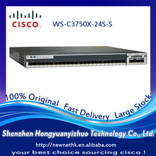 New & Sealed Cisco Switch WS-C3750X-24S-S Enterprise-class line of stackable Switches
