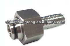Stainless Steel Hose fittings,hydraulic tube fittings,hydraulic hose fittings