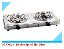 steel iron Hot Plate(Double)