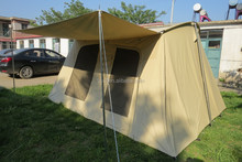 Luxury canvas camping tent cabin tent